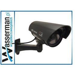 Atrapa kamery IR1100 B IR LED URZ0668 + naklejka