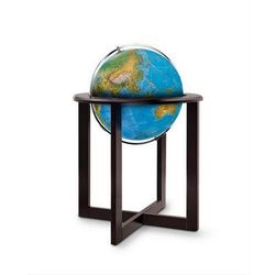 Cross Blue ekskluzywny globus podświetlany, kula 50 cm Nova Rico