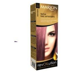 Marion RevOILution (W) farba do włosów bez amoniaku 120 Burgund 80ml