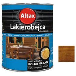 Lakierobejca do drewna 0,75l Orzech Altax