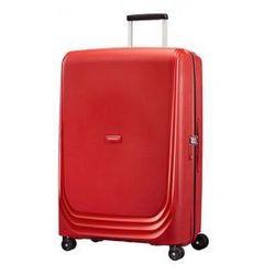 321719bc73d72 SAMSONITE średnia walizka M 4 koła z kolekcji OPTIC materiał 100%  polipropylen zamek szyfrowy TSA