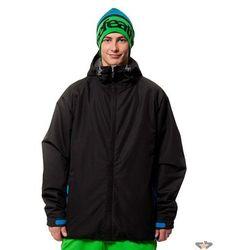 kurtka męskie zimowy -snowboard- Horsefeathers - Selenis - BLACK