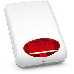 SPL-5020 R Zewnętrzny sygnalizator optyczno-akustyczny