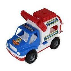 ConsTruck - straż pożarna samochód w siatce