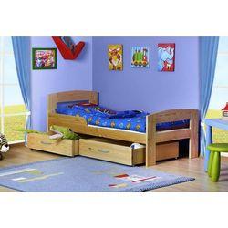 Łóżko parterowe Jaś 160x80