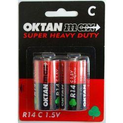 Bateria Oktan C R14 1,5V