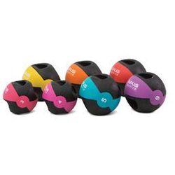Piłka lekarska z uchwytem 4 kg - Apus Sport