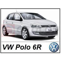 VW Polo 6R - Światła do jazdy dziennej LED DRL P21W Ba15s Epistar - Zestaw 2 żarówki