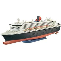 Model statku pasażerskiego do sklejania Revell Ocean Liner Queen Mary 2, 1:1200.