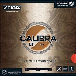 STIGA Calibra LT Spin - Okładzina - Czerwony