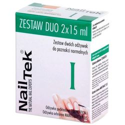 Nail Tek Formuła I Maintenance Plus - 15 ml + Nail Tek Foundation I - 15 ml ZESTAW