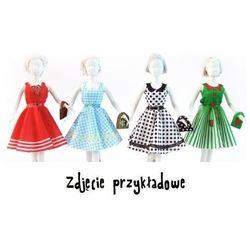 Dress Your Doll Zestaw materiałów - Soft Tones