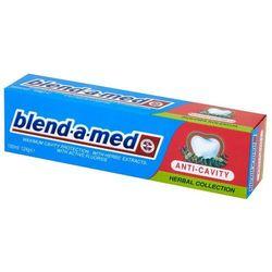 BLEND-A-MED 100ml Przeciwpróchnicza Ziołowa Kolekcja Pasta do zębów
