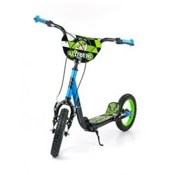 Milly Mally Hulajnoga Scooter Extreme Crazy green-blue
