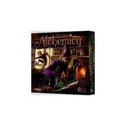 Alchemicy. Gra Planszowa