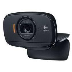 Kamera internetowa Logitech HD Webcam B525 (960-000842) Czarna