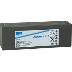 Akumulator żelowy GNB Sonnenschein A508/3,5 S, 8 V, 3.5 Ah
