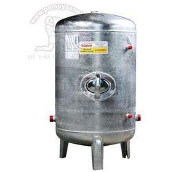 Zbiornik hydroforowy ocynkowany 100L pionowy bez lub z wyposażeniem