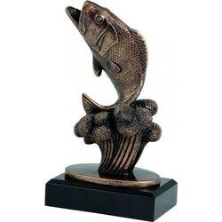 Statuetka ryba, wędkarstwo, największa ryba