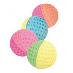 Zestaw piłek z gumy piankowej