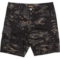 szorty SANTA CRUZ - Defeat Walkshort Black Camo (BLACK CAMO)
