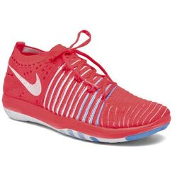Buty sportowe Nike Wm Nike Free Transform Flyknit Damskie Pomarańczowe 100 dni na zwrot lub wymianę