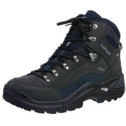 Lowa RENEGADE GTX MID Buty trekkingowe black/blue