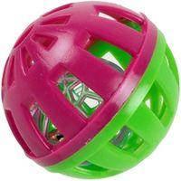 Kolorowa piłka dla gryzonia marki Critter's Choice