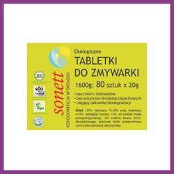 SONETT Tabletki do zmywarki - 80 szt.
