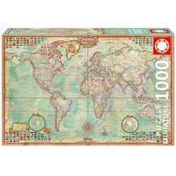 EDUCA 1000 EL. Polityczna mapa świata