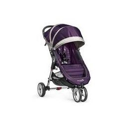 Wózek spacerowy City Mini Single Baby Jogger + GRATIS (purple/gray)