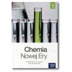Chemia GIM 1 Nowej Ery Podr. NE