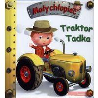 Traktor Tadka Mały chłopiec (opr. kartonowa)