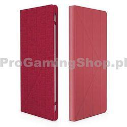 """Bush Canyon""""Life Is"""" OUN-C24UT7 dla Sony Xperia Tablet Z3 Compact LTE, czerwony"""