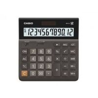 Kalkulator biurowy Casio MH-12BK-S