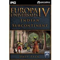 Europa Universalis 4 Indian Subcontinent Unit Pack (PC)