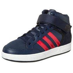 adidas Originals VARIAL MID Tenisówki i Trampki wysokie colligate navy/university red