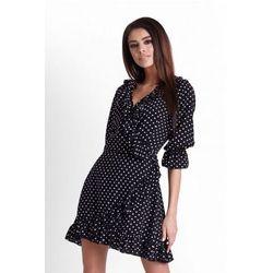 556da34774 Suknie i sukienki (od Sukienka MAXI z długim rekawem i koronką ...