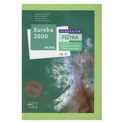 Eureka 2000. Klasa 1-3. Pakiet . Fizyka. Część 4. (opr. broszurowa)