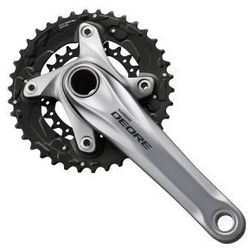 Mechanizm korbowy Shimano Deore 175mm FC-M615
