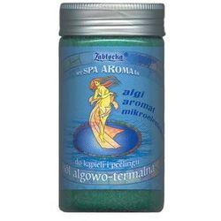 Zabłocka Sól algowo-termalna do kąpieli, puszka 400 g.