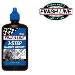 400-00-38_FL Olej do łańcucha FINISH LINE 1-STEP syntetyczny, 120 ml