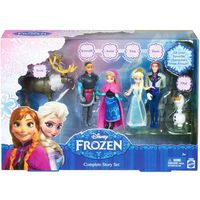 Komplet figurek filmowych Frozen Kraina Lodu Y9980