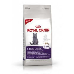 Royal Canin Sterilised 12+ 0,4 kg, 2 kg, 4 kg Waga:2 kg