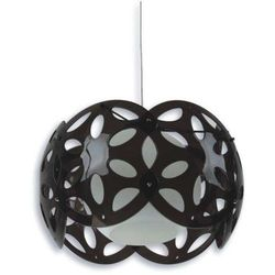 LAMPA wisząca IBIS KR184-1L OPRAWA metalowa ZWIS czarny
