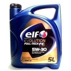 Olej Silnikowy Elf Evolution Full Tech FE 5W-30 5L