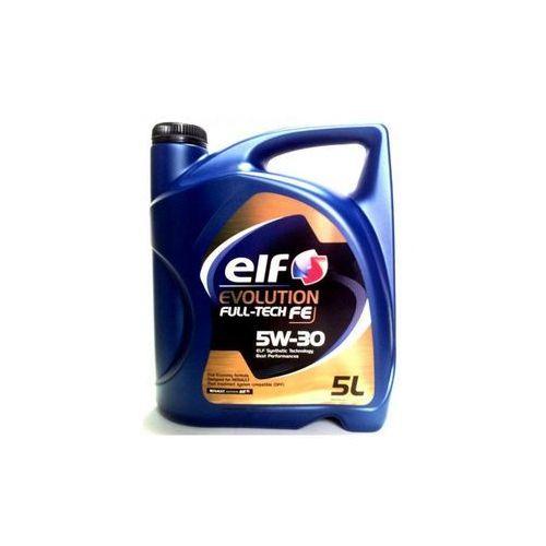 Olej Silnikowy Elf Evolution Full Tech FE 5W30 5L