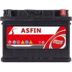 Akumulator ASFIN 60Ah 570A (EN) P+