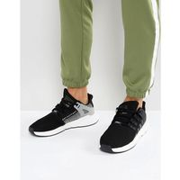 new arrivals 137f5 eefcf adidas Originals EQT Support 9317 Trainers In Black BY9509 - Black