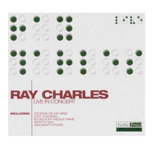 Live In Concert - Charles, Ray (Płyta CD)